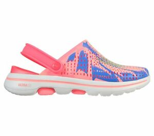 SKECHERS CALI GEAR GO WOLK SO UNISEX WOMEN SIZE 11 = MEN SIZE 9.5 SHOES PINK NEW