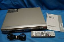 Pioneer DVR-310 DVD Recorder With Remote, Manual  DVR-310-S