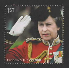 2005 SG 2541 1st 'Queen taking Salute' from 'Trooping the Colour'  MINT
