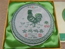 Zehn Fu's Tenfu Tee 485grams von Feinste Puer Runde Kuchen,Verpackt,Unbenutzt
