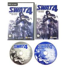 Swat 4 Jeu Sur PC