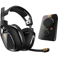 Astro Gaming A40 TR & Mixamp TR in Black✔ PS4✔  PS3✔ PC✔