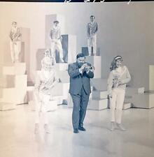 *RARE* 1960's Historic Photo Negative of Musician Al Hirt Trumpet Player #A