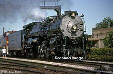Original Photograph: Santa Fe 3751 at Fullerton, CA