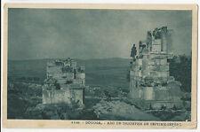 Tunisia - Dougga, Arc de Triomphe de Septime-Severe - Vintage Postcard