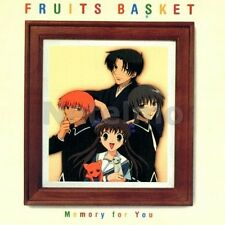 FRUIT BASKET Soundtrack Memory For You CD Music OST MIYA Records