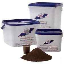 Fertilizante Guano Kalong Granulado 1 Kg. Abono de Murciélago Bat Fertilizer
