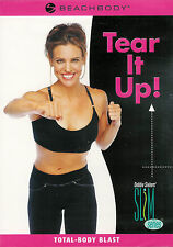Debbie Siebers Beachbody Slim In 6 Tear It Up Total Body Blast - New Sealed DVD