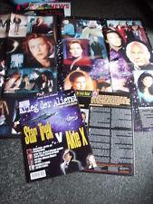 Krieg der Aliens-Star Trek v Akte X Magazin-Made in Germany