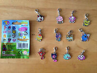 Moshi Monsters Series 2 Charmlings Charm New Choose your Own Charm
