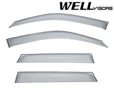 WellVisors Premium Series Side Window Visors Vent For 06-13 Suzuki Grand Vitara