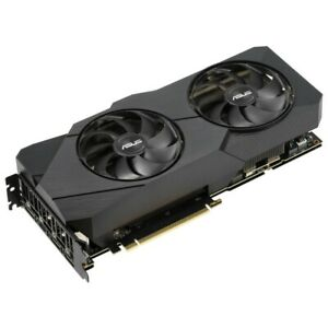ASUS 5700 Dual Radeon AMD XT 8GB EVO OC GDDR6 gaming graphics card gpu mining
