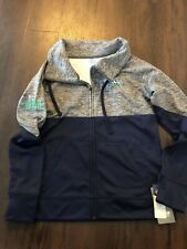 Notre Dame Women's Zip Up Jacket Large NWT