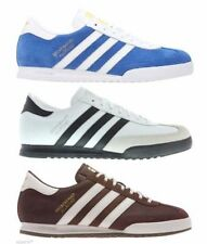 adidas 100% Leather Striped Shoes for Men