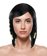 Cosplay Party Costume Wig for Cosplay Overwatch-Pharah HW-1392