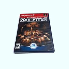 Def Jam: Fight for NY (PlayStation 2, 2004) - PS2 -  ONLY CASE NO GAME Red Label