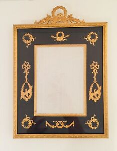 Gold French Bronze Antique Picture Frames For Sale Ebay