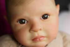 LIFELIKE DOLL REBORN TODDLER BOY BOUNTIFUL BABY ROWAN BY DAN AT SUNBEAMBABIES