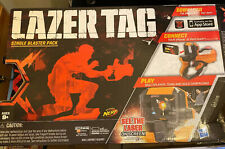 LAZER TAG Single Blaster Pack for iPhone/iPod Touch by HASBRO/NERF - New