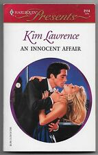 An Innocent Affair : Triplet Brides Bk. 2114 by Kim Lawrence (2000, Paperback)