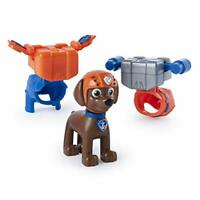 Paw Patrol Zuma Dress Up Action Figure With Two Outfits Toy Fast Free Shipping