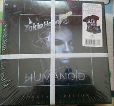Tokio hotel cd+dvd HUMANOID english version