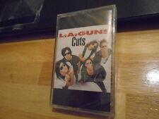 SEALED RARE OOP L.A. Guns CASSETTE TAPE Cuts hair metal rock GUNS N' ROSES Girl