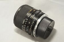 Tamron 09A 35-70mm F3.5-4.5 BBAR MC CF Macro MF for Olympus OM As-Is
