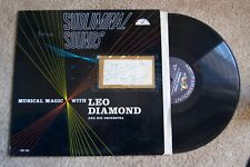 Subliminal Sounds Leo Diamond Signed Autograph Jazz  Record original vinyl album