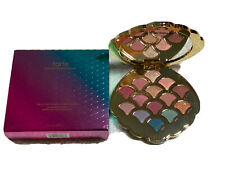 Tarte Be a Mermaid & Make Waves Eyeshadow Palette Matte Metallic Limited Edition