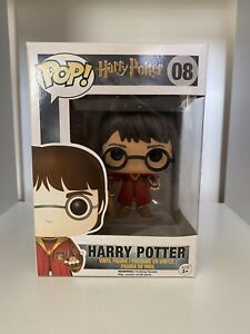 Funko POP! Vinyl Harry Potter Harry Potter Quidditch With Snitch #08 - VAULTED