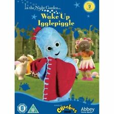In The Night Garden...Wake Up Igglepiggle Dvd Brand New & Factory Sealed