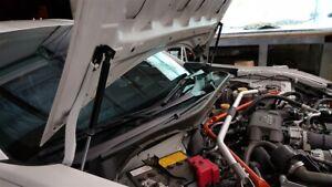 P2M Phase 2 BLACK Hood Bonnet Dampers Set for Scion FR-S Subaru BRZ GT86 New