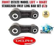 Pour subaru impreza 00-04 Avant Estate gauche + droit stabilisateur link Sway bar set