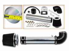 Short Ram Air Intake Kit +BLACK Filter for 88-95 Toyota Pickup / 4Runner 2.4L L4