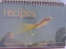 Stillwater Solutions Recipes Brian Chan & Phil Rowley 30 Proven Flies FREE SHIP