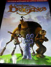 CAZADORES DE DRAGONES DVD Spanish Version of Dragon Hunters