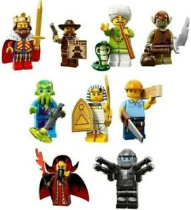 Mini LEGO Figures Series 13 IN Choice New Envelope Choose Your Mint