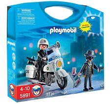 PLAYMOBIL® City Action - Police Carry Case - Playmobil 5891 - NEU
