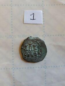Spanish Catholic Kings Coin 1556-1598     *1