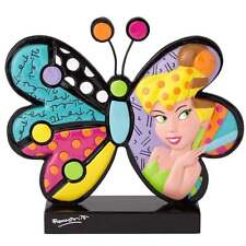 Disney By Britto Tinker Bell Butterfly Icon - New- Boxed 6001008