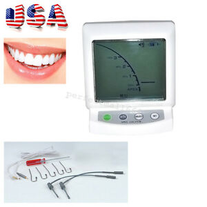 US FAST SHIP Dental Apex Locator Root Canal Finder Dental Endodontic LCD Screen