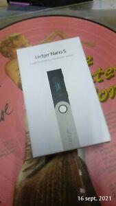 Ledger Nano S - Porte-Monnaie pour cryptomonnaies