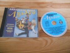 CD Pop Saragossa Band - Agadou (16 Song) BMG ARIOLA