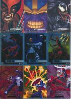 2015 (2016) Marvel Masterpieces CANVAS SP HOLOFOIL BATTLE SPECTRA Pick from List