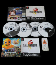 FINAL FANTASY VIII FF 8 Sony PSX PlayStation PAL Español PS1 Squaresoft play1