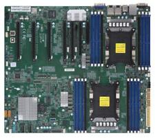Supermicro X11DPG-QT Motherboard, Dual Socket P (LGA 3647), 4 GPUs Serverboard