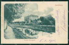 Rovigo Lendinara cartolina XB0602
