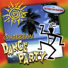 Tropics Steel Drum B - Caribbean Dance Party [New CD]