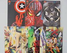 11x Universe X-Universe x NR: 0-7. | A Universe X special NR: 1-3. Comic